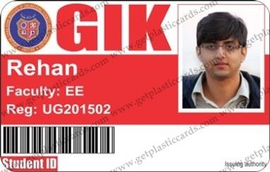 university cards GIK university